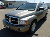 This 2005 Dodge Durango Limited is offered to you for