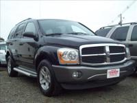 Great Running Dodge Durango 4x4 with 3RD ROW Seating