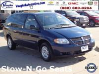 Grand Caravan SE and 4-Speed Automatic. Visit