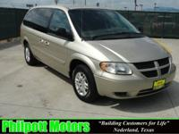 Options Included: N/A2005 Dodge GRand Caravan, tan with