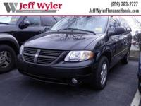 Exterior Color: black, Body: Mini-Van, Fuel: Gasoline,
