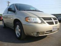 This 2005 Dodge Grand Caravan SXT is equipped with a