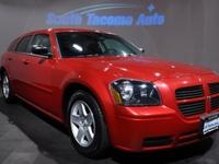 Exterior Color: inferno red crystal pearl, Body: Wagon,
