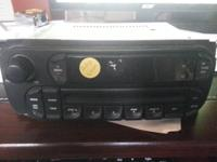 stereo appeared of a 2005 Dodge Neon, worked excellent