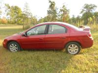 2005 Dodge Neon SXT ROMNEY WV 26757. I am offering a