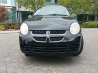 Options:  2005 Dodge Neon Sxt 4Dr Sedan|Black|4-Speed