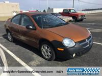 Gold 2005 Dodge Neon SXT Great Service History**.