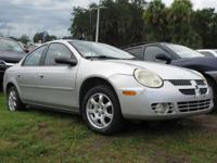 Come see this 2005 Dodge Neon SXT. Its transmission and