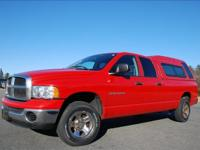 Options Included: Long Box, Quad Cab, 4 Wheel Drive,