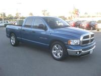 Descripción 2005 DODGE RAM 1500 2WD, Air Conditioning,