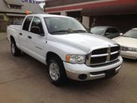 2005 Dodge Ram 1500 SLT Quad Cab Short Bed 2WD $11,495