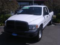 Options Included: N/ALow mile Dodge 1500 ready to help