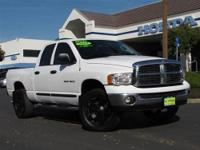 This 2005 Dodge Ram 1500 SLT 4x4 Truck features a 4.7L