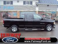 This 2005 Dodge Ram 1500 Truck features a 4.7L V8 8cyl