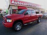 Just In-Fully Loaded Non Smoker Laramie w/Sport Pkg 4x4