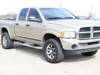 This 2005 Dodge Ram 2500 ST is proudly offered by