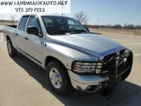 THIS DODGE RAM 2500 TRUCK IS A 2WD AND HAS THE 5.9