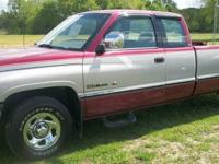 2005 Dodge Ram 2500 4x4 Regular Cab with 61,500