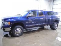 2005 DODGE RAM 3500 HEAVY DUTY QUAD CAB. SLT. LONG BOX.