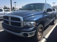 Check out this 2005 Dodge Ram 1500 . Its Automatic