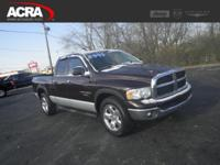 A few of this used Ram 1500's key features include: