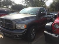We are excited to offer this 2005 Dodge Ram 1500.