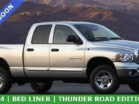 *** 2005 DODGE RAM 1500 THUNDER ROAD EDITION HEMI ***