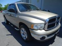 Come see this 2005 Dodge Ram 1500 SLT. Its transmission