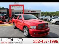 2005 DODGE RAM 1500 SRT VIPER TRUCK- IN EXCELLENT