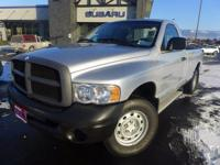 Options:  2005 Dodge Ram 1500 St|Priced Below Kbb Fair