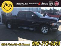 Options:  2005 Dodge Ram 1500|Carfax One-Owner. 2005