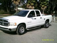 Options:  2005 Dodge Ram 1500  Clean Trade In!  All