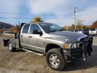 We're excited to offer this versatile 2005 Dodge Ram