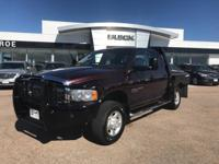 **LOW MILES ON THIS CUMMINS DIESEL** **CHECK OUT THE