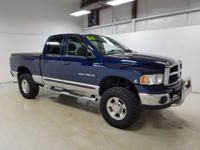 Options:  2005 Dodge Ram 2500 Slt/Laramie|Do You Want
