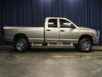 Clean Carfax One Owner 4x4 Diesel Truck with Tonneau