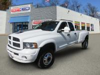 This 2005 Dodge offered at Certicare  Huntington.  The