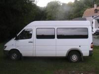 I have a 2005 Dodge/Mercedes Sprinter van 2500 with the