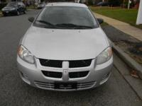This Dodge Stratus is a Non Smoker with Low Miles the
