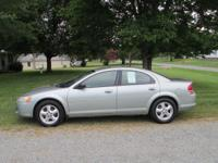 Nice 2005 Dodge Stratus SXT 4-Dr Automatic,Cold Air,