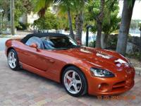 2005 Dodge Viper Copperhead Edition 6000 MILES This