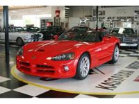 2005 Dodge Viper SRT 10 with just 5,000 miles!! - 2005