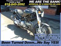 Year: 2005 Make: Ducati Model: Multistrada 620 Mileage: