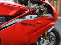 Make: Ducati Model: Other Mileage: 2,700 Mi Year: 2005