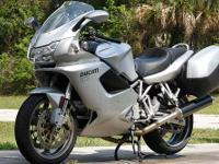 2005 Ducati ST3, Only 5731 miles! This is the cleanest,