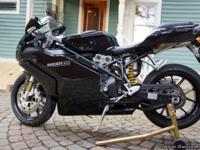 2005 Ducati Superbike 999 4,950 Miles Beautiful Bike,