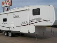 2005 Durango by KZ. 285RL 28' Rear living with