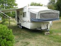 2005 Dutchmen Aerolite Cub Travel Trailer in Excellent