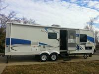 2005 Dutchman Colorado. This Camper is skirted and in a