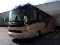 SOLD This 2005 Monaco Executive CAQ 45 4 slides with